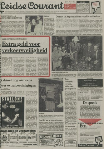 Leidse Courant 1987-04-17