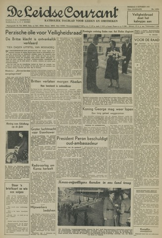 Leidse Courant 1951-10-02