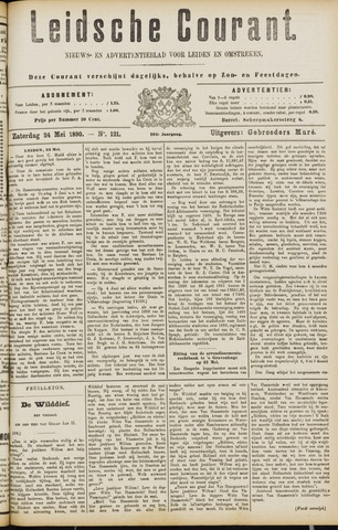 Leydse Courant 1890-05-26