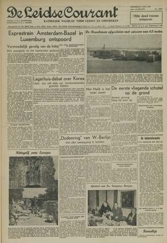 Leidse Courant 1952-07-02
