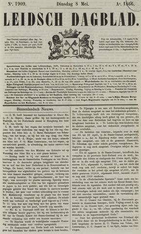 Leidsch Dagblad 1866-05-08