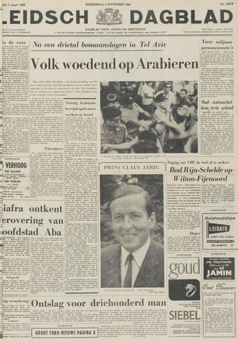 Leidsch Dagblad 1968-09-05