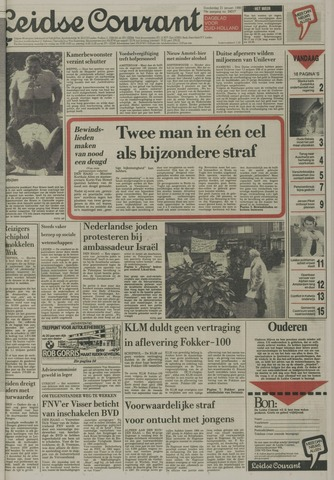 Leidse Courant 1988-01-21
