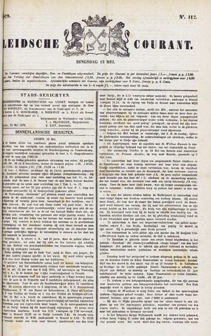 Leydse Courant 1879-05-13