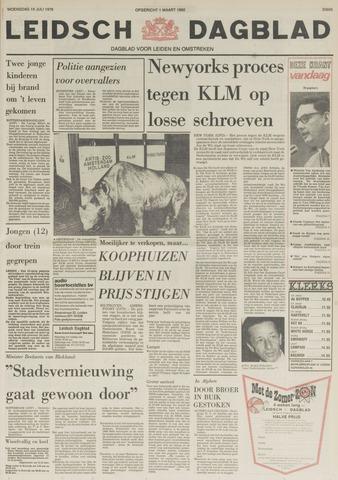 Leidsch Dagblad 1978-07-19