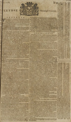 Leydse Courant 1771-01-14
