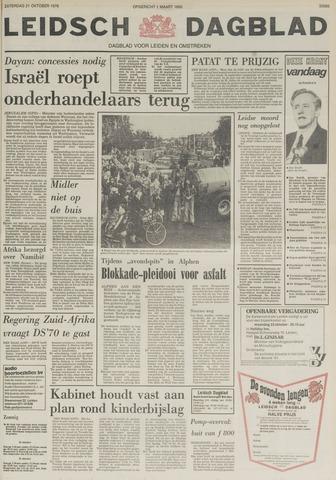 Leidsch Dagblad 1978-10-21