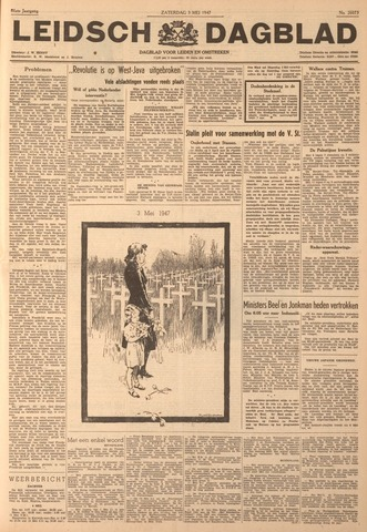 Leidsch Dagblad 1947-05-03