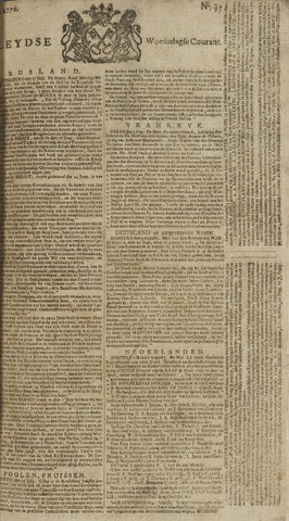 Leydse Courant 1770-08-08