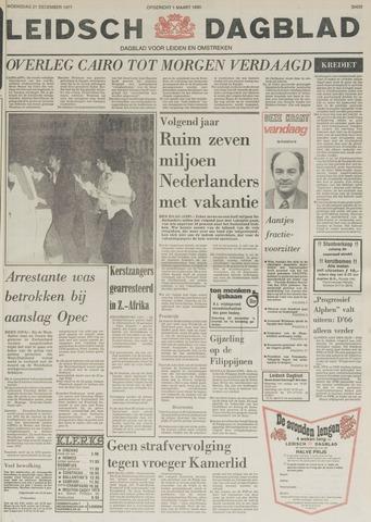Leidsch Dagblad 1977-12-21