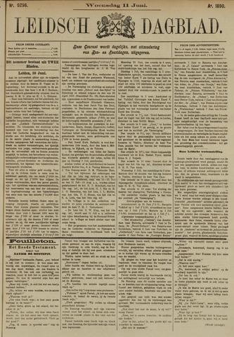 Leidsch Dagblad 1890-06-11