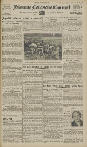 Nieuwe Leidsche Courant 1946-08-28