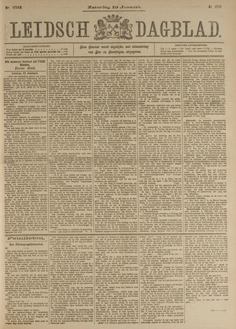 Leidsch Dagblad 1901-01-19