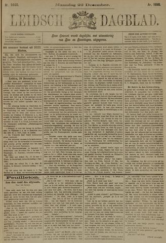 Leidsch Dagblad 1890-12-22