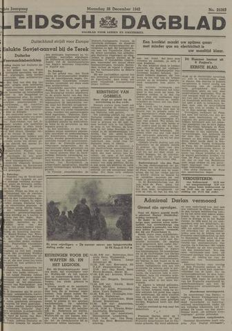 Leidsch Dagblad 1942-12-28