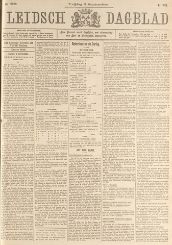 Leidsch Dagblad 1915-09-03