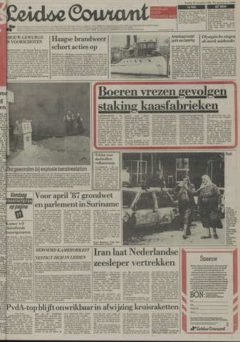 Leidse Courant 1985-11-26