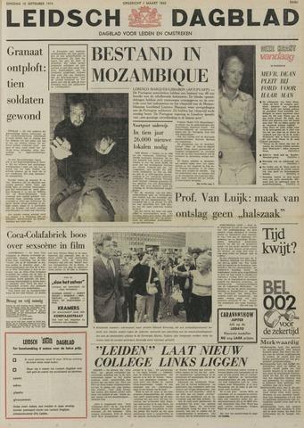 Leidsch Dagblad 1974-09-10