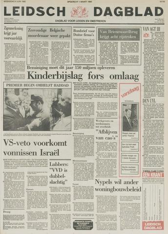 Leidsch Dagblad 1982-06-09