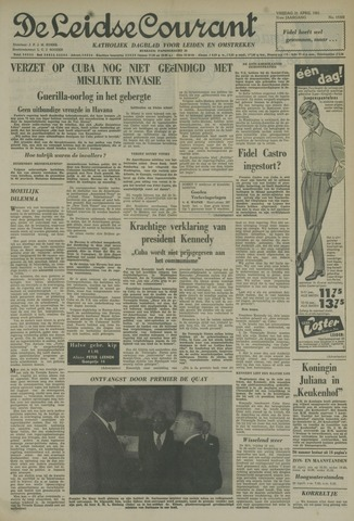 Leidse Courant 1961-04-21