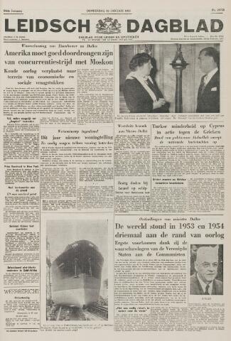 Leidsch Dagblad 1956-01-12