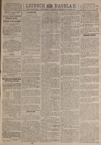 Leidsch Dagblad 1920-08-14