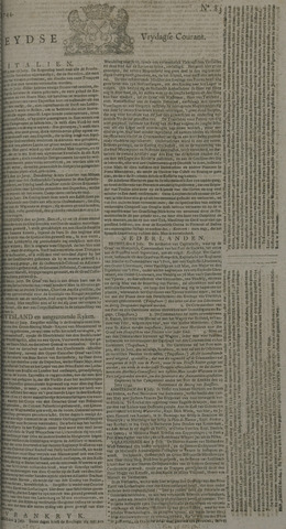 Leydse Courant 1744-07-10