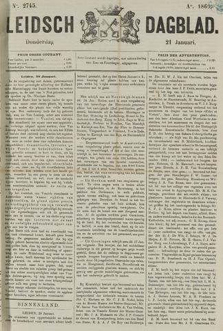 Leidsch Dagblad 1869-01-21