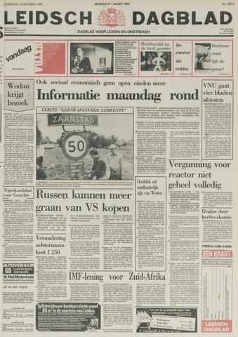 Leidsch Dagblad 1982-10-16