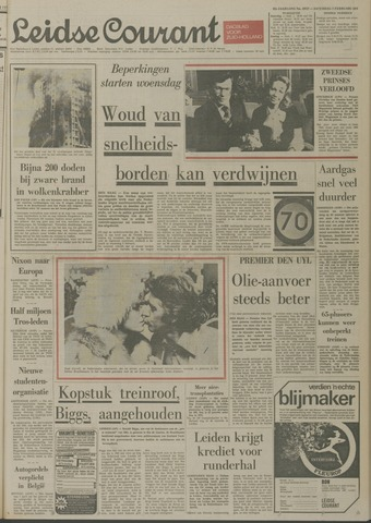 Leidse Courant 1974-02-02