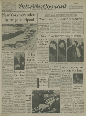 Leidse Courant 1969-02-11
