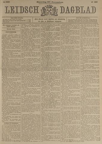 Leidsch Dagblad 1907-11-30
