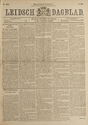 Leidsch Dagblad 1899-10-09