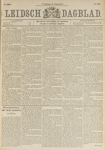 Leidsch Dagblad 1894-01-05