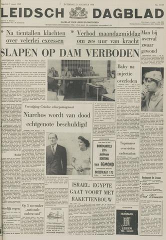 Leidsch Dagblad 1970-08-22
