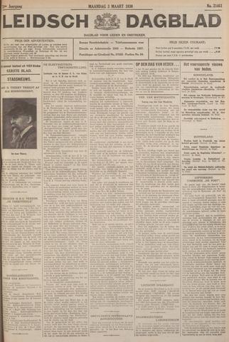 Leidsch Dagblad 1930-03-03