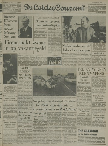 Leidse Courant 1969-01-09