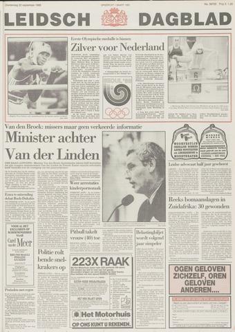 Leidsch Dagblad 1988-09-22
