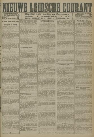 Nieuwe Leidsche Courant 1921-06-11
