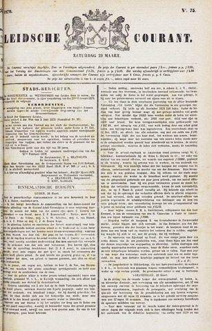 Leydse Courant 1879-03-29