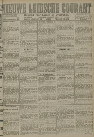 Nieuwe Leidsche Courant 1921-01-31