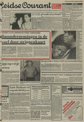 Leidse Courant 1981-04-24