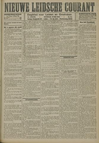 Nieuwe Leidsche Courant 1923-05-12
