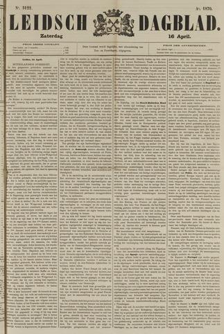 Leidsch Dagblad 1870-04-16