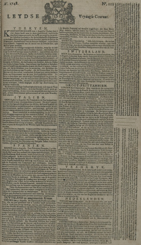 Leydse Courant 1748-09-13