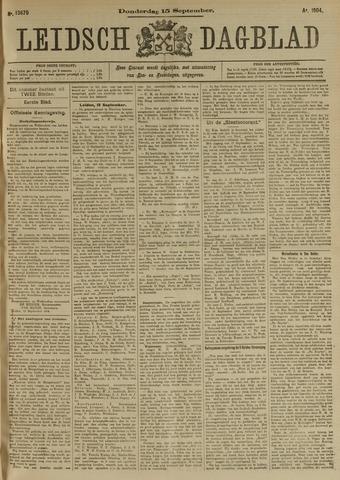 Leidsch Dagblad 1904-09-15