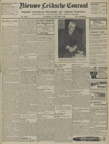 Nieuwe Leidsche Courant 1938-10-08