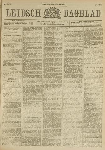 Leidsch Dagblad 1904-02-23