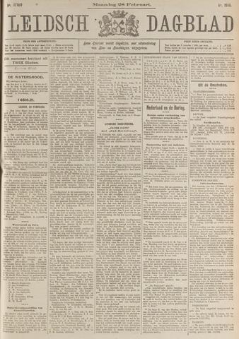 Leidsch Dagblad 1916-02-28