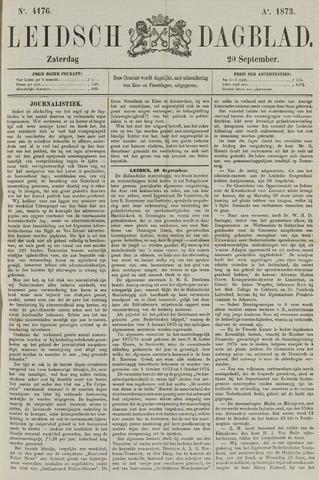 Leidsch Dagblad 1873-09-20